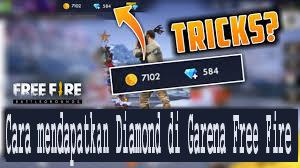 Cara mendapatkan Diamond di Garena Free Fire 1