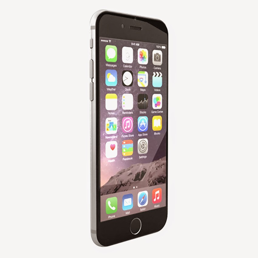 Harga Apple iPhone 6 - 64 GB - Silver