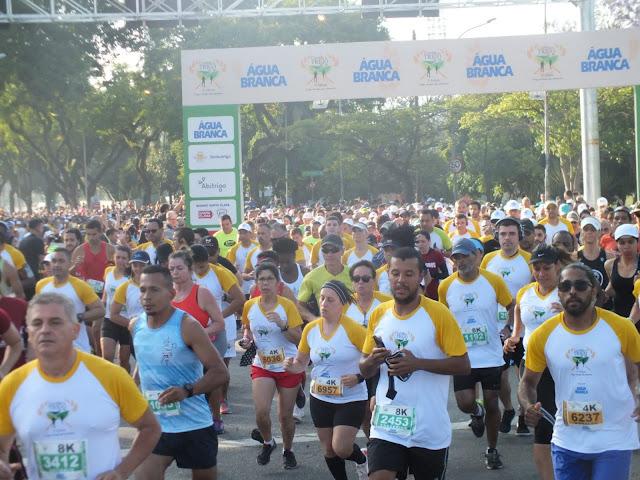 3ª Corrida do Trigo leva 5 mil pessoas ao Parque do Ibirapuera
