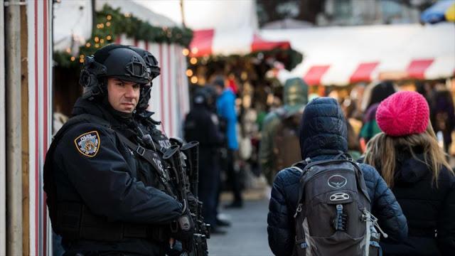 FBI alerta de posibles atentados de Daesh durante la Navidad