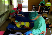 Peringati Bulan K3 Nasional,   PT. MSM / PT. TTN kembali gelar aksi donor darah.