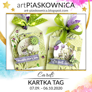 CARDS - kartka TAG