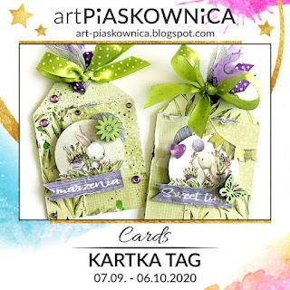 CARDS - kartka TAG