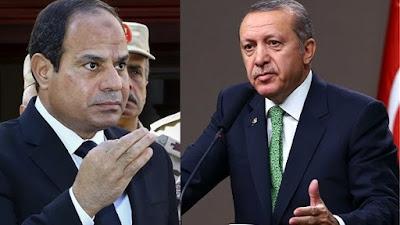 السيسي وأردوغان