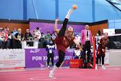 Ganjar Saksikan Keberhasilan Atlet Takraw Putri Jateng Raih Medali Emas