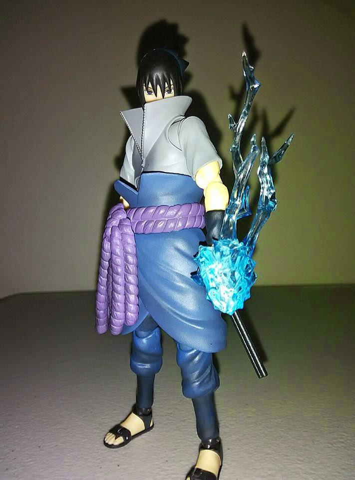 Naruto And Sasuke Lightning Blade And Reason