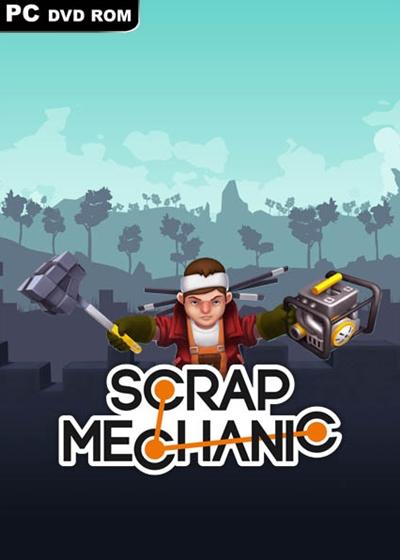 โหลดเกมส์ Scrap Mechanic