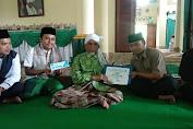 Usai Lebaran, PAC Ansor Batukliang Keliling Sowan Ke Tokoh NU Lombok.