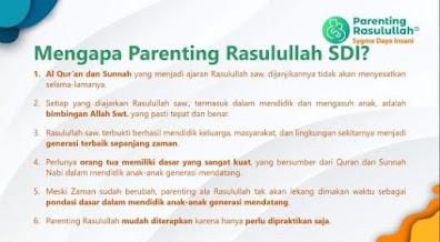 ELearning Parenting Rasulullah SDI