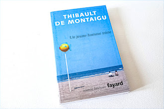 Lundi Librairie : Un jeune homme triste - Thibault de Montaigu