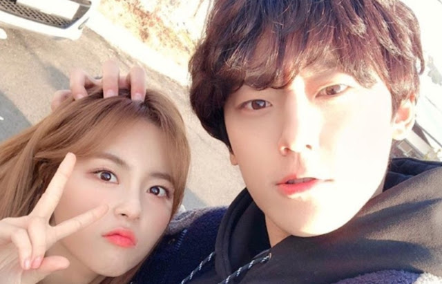 Pacar Lee Do Hyun