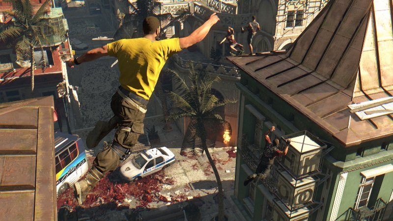 dying light walkthrough