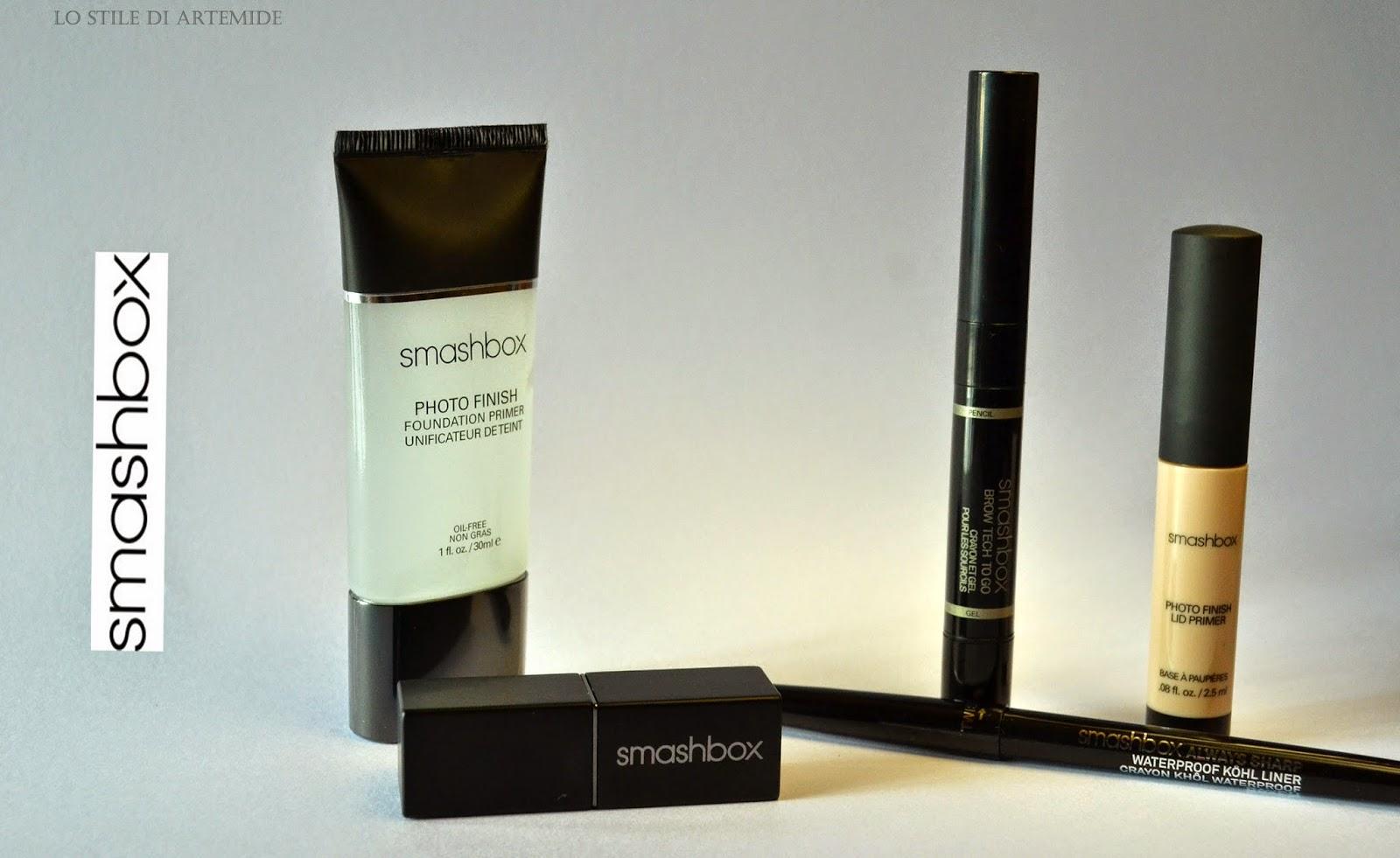 smashbox cosmetics makeup tour douglas