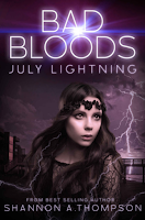 July Lightning on Goodreads