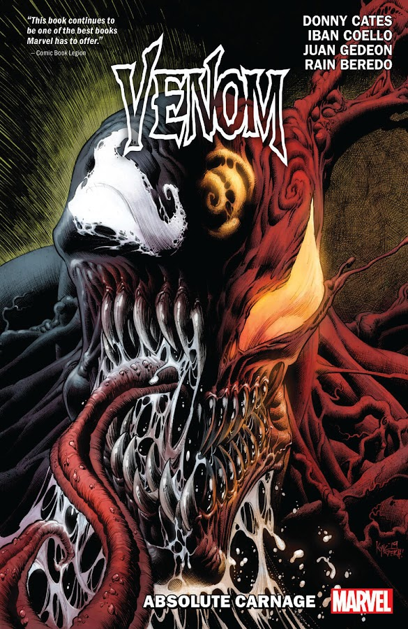 venom absolute carnage marvel comics 2020 eddie brock cletus kasady donny cates iban coello kyle hotz
