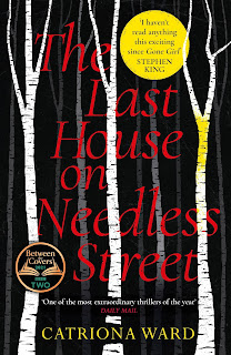 The Last House on Needless Street by Catriona Ward book cover