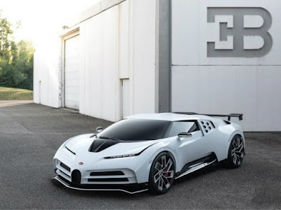 2020 Bugatti Centodieci Review, Specs, Price