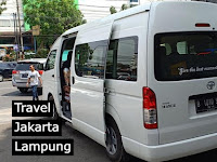 Travel Jakarta Lampung - Tranz Travel