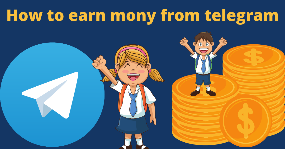 How to earn money from telegram, How to monetize telegram channel