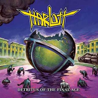"""Ο δίσκος των Harlott """"Detritus of the Final Age"""""""