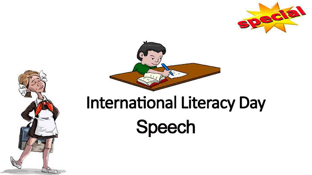 International Literacy Day 2018