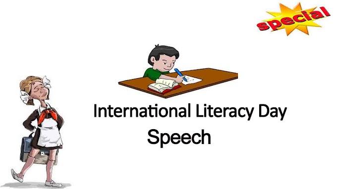 International Literacy Day 2018
