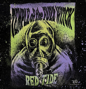 "TEMPLE OF THE FUZZ WITCH : ""Red Tide"" 2020"