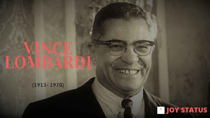 Top 25 Famous Vince Lombardi Quotes