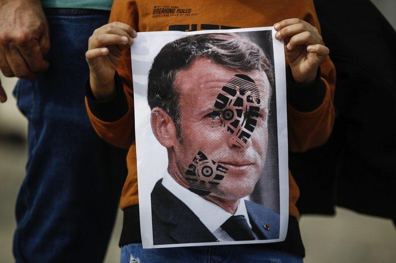 Respon Balik Macron, Erdogan Serukan Warga Boikot Produk Prancis