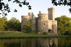 medieval castles feudalism castle times europe king lord france chateau french montbrun homes richard chateaux lionheart medeival vienne haute north
