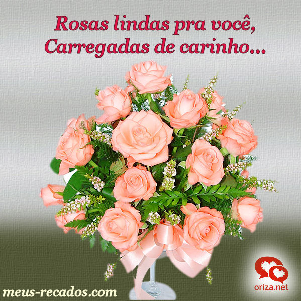 Gifs By Oriza Rosas Lindas Especialmente Para Você Frases De