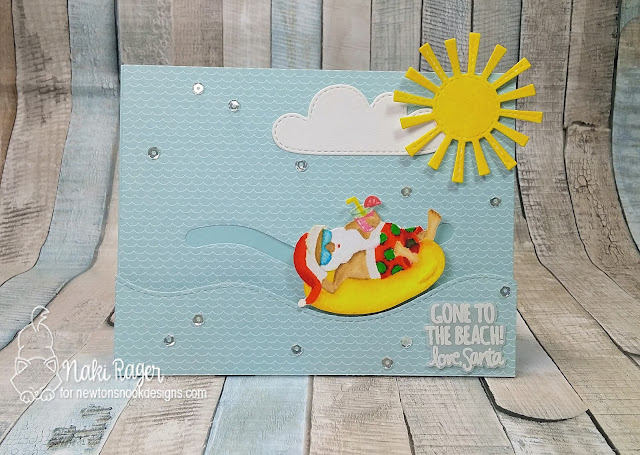 Newton's Nook Designs Sun Soaked Christmas Set - Naki Rager