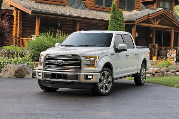 Ford F-150 Limited Trim