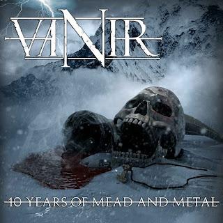"""Το ep των Vanir """"10 Years of Mead and Metal"""""""