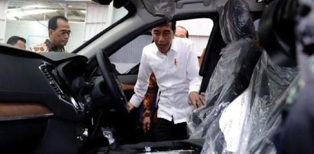 Komenteri Twit Jokowi, Admin Gerindra: Pabrik Esemka Hanya Merakit Bodi Yang Didatangkan Dari China