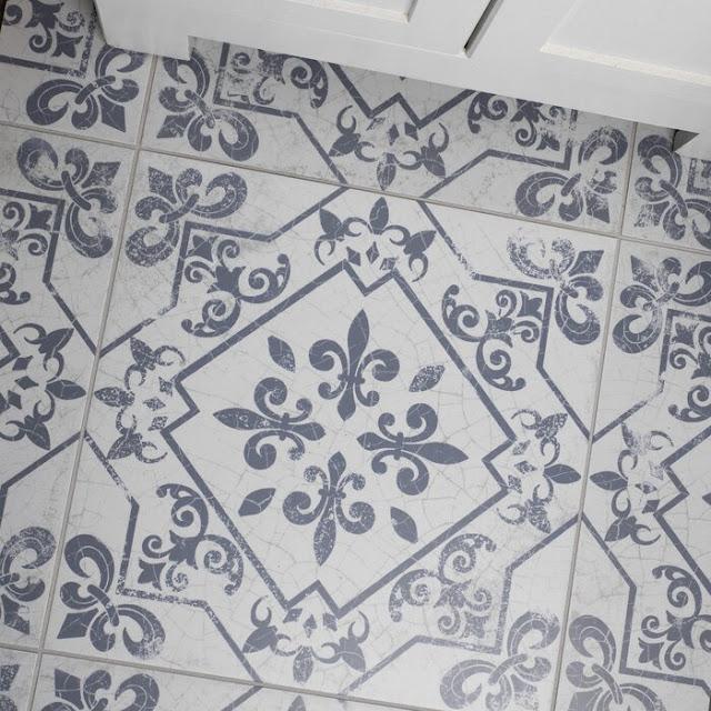 Baltic 18 x 18 inches Ceramic Field Tile
