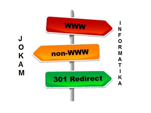 Cara Redirect Website Menggunakan HTTACESS