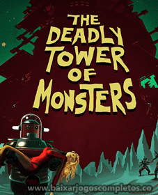 The Deadly Tower of Monsters - PC (Download Completo em Torrent)