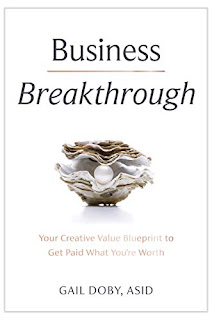 Business Breakthrough: Your Creative Value Blueprint to Get Paid What You're Worth book promotion sites Gail Doby