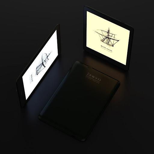 Czytnike e-booków Onyx Boox Nova 2 z Androidem 9.0, regulacją barwy podświetlenia i funkcją pisania po ekranie