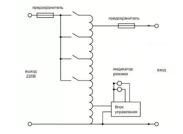 Ремонт релейного стабилизатора напряжения своими руками сварочные аппараты бензогенераторы