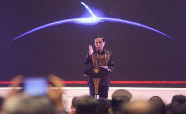 Sindir SBY, Jokowi: Masa Wajah Saya Seperti Ini Dibilang Diktator?