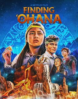 Download Finding Ohana (2021) Dual Audio {Hindi+English} 480p 400MB