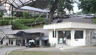 pabrik PT. Surya Lintas Nusantara