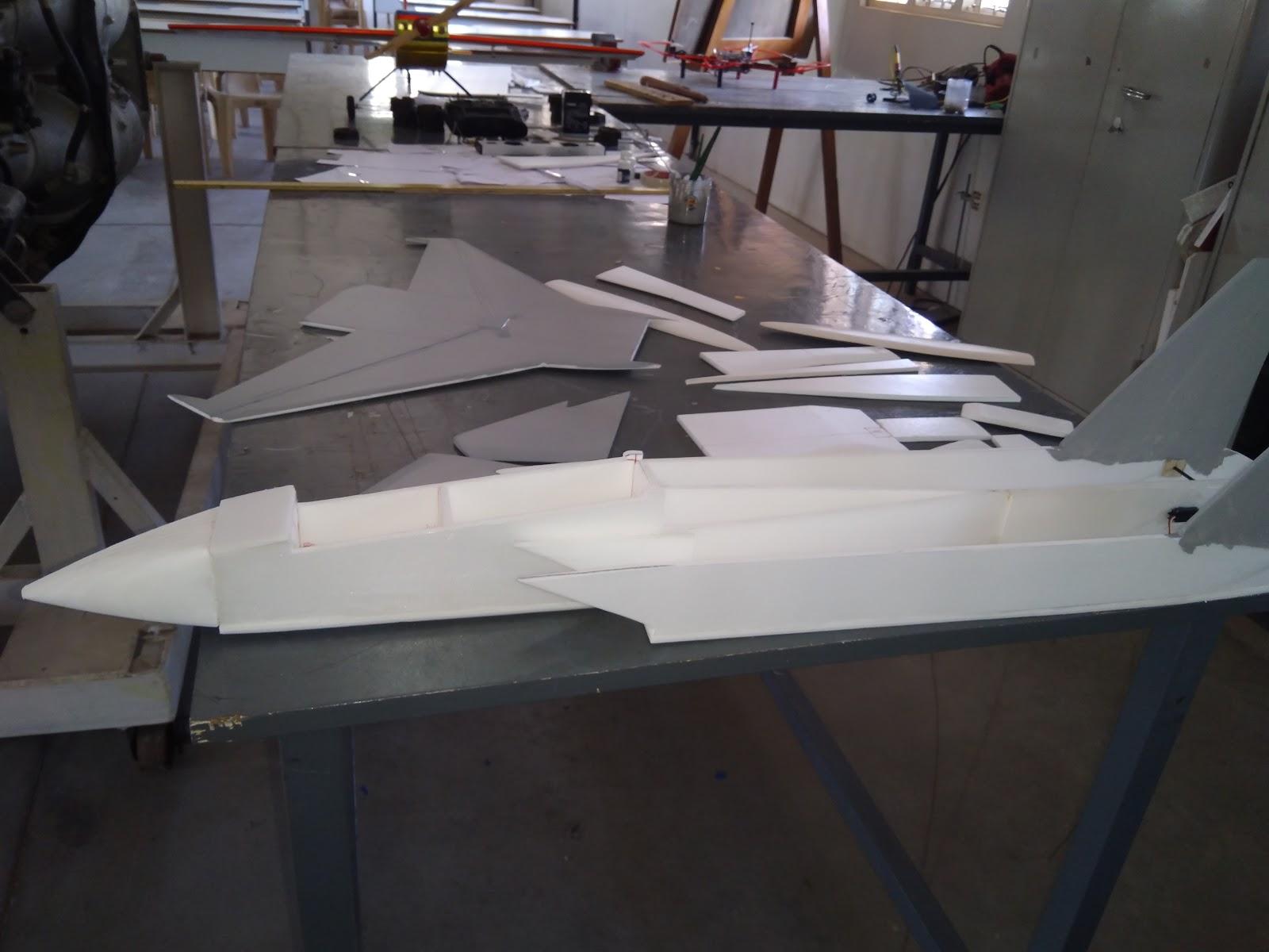F15 Eagle - Depron Foam   Gforce-RC Planes