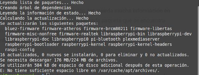 sudo du -sh /var/cache/apt/archives