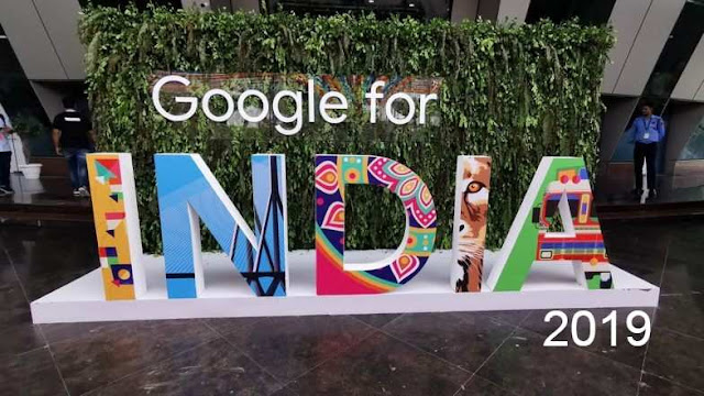 Google for India 2019. New Announcements