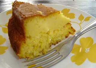 bolo cremoso de milho de latinha para festa junina durante a quarentena