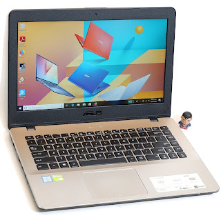 Laptop ASUS A442U Core i7 Gen8 Double VGA