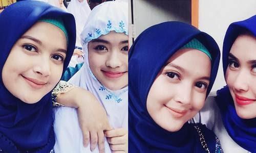 Foto, Berita, Profil dan Info Biodata Rosnita Putri Si Entin Penjaga Warung Cantik di Dunia Terbalik - www.heru.my.id